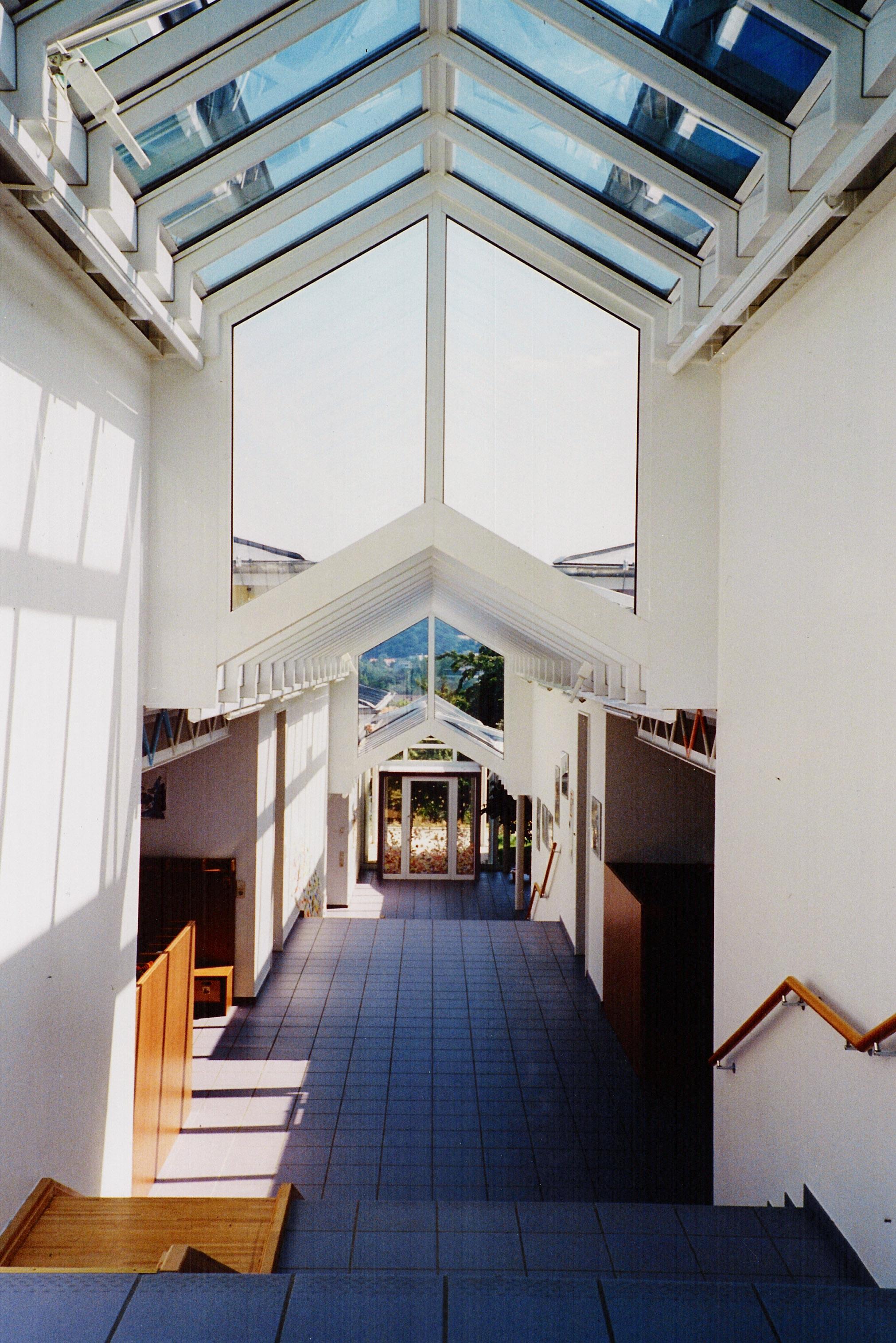Architekt Lörrach architekturbüro vogt bda überbetriebliche kindertagesstätte in
